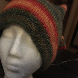 Women's knit winter hat
